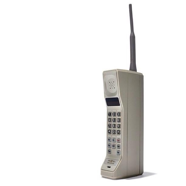 Pradědeček mobil