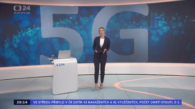Česká televize tleská 5G – 1. díl