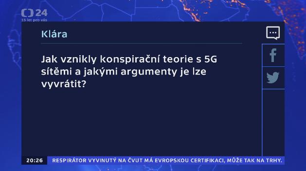 Česká televize tleská 5G – 2. díl