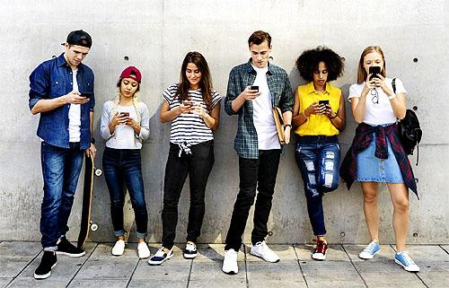 Mobily, Moby a generace Z